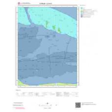 G35b3 Paftası 1/25.000 Ölçekli Vektör Jeoloji Haritası