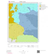G35b4 Paftası 1/25.000 Ölçekli Vektör Jeoloji Haritası