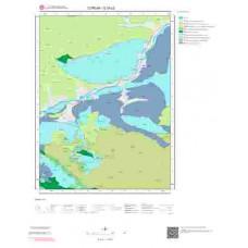 G35c2 Paftası 1/25.000 Ölçekli Vektör Jeoloji Haritası