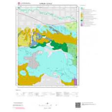 G35d2 Paftası 1/25.000 Ölçekli Vektör Jeoloji Haritası