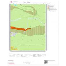 G36a2 Paftası 1/25.000 Ölçekli Vektör Jeoloji Haritası