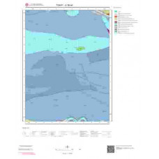 G36a4 Paftası 1/25.000 Ölçekli Vektör Jeoloji Haritası