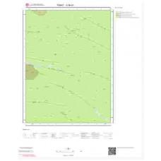 G36b1 Paftası 1/25.000 Ölçekli Vektör Jeoloji Haritası