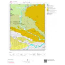 G36b3 Paftası 1/25.000 Ölçekli Vektör Jeoloji Haritası