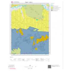 G36c1 Paftası 1/25.000 Ölçekli Vektör Jeoloji Haritası