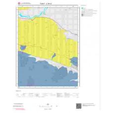 G36c2 Paftası 1/25.000 Ölçekli Vektör Jeoloji Haritası