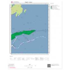 G36c4 Paftası 1/25.000 Ölçekli Vektör Jeoloji Haritası