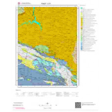 G 37 Paftası 1/100.000 ölçekli Jeoloji Haritası