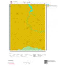 G 37-a3 Paftası 1/25.000 ölçekli Jeoloji Haritası