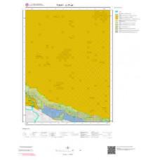 G 37-a4 Paftası 1/25.000 ölçekli Jeoloji Haritası