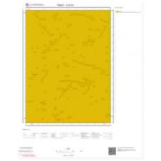 G37b1 Paftası 1/25.000 Ölçekli Vektör Jeoloji Haritası