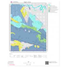 G37c4 Paftası 1/25.000 Ölçekli Vektör Jeoloji Haritası
