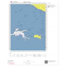 G37d4 Paftası 1/25.000 Ölçekli Vektör Jeoloji Haritası