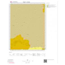 G38d2 Paftası 1/25.000 Ölçekli Vektör Jeoloji Haritası