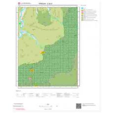 G39a1 Paftası 1/25.000 Ölçekli Vektör Jeoloji Haritası