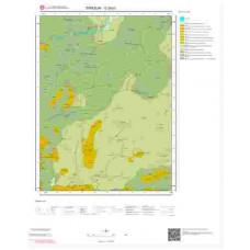 G39b1 Paftası 1/25.000 Ölçekli Vektör Jeoloji Haritası