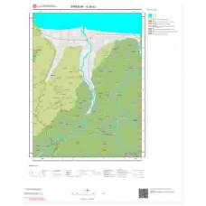 G39b2 Paftası 1/25.000 Ölçekli Vektör Jeoloji Haritası