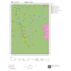 G39b3 Paftası 1/25.000 Ölçekli Vektör Jeoloji Haritası