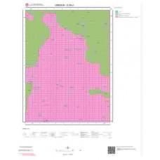 G39c1 Paftası 1/25.000 Ölçekli Vektör Jeoloji Haritası