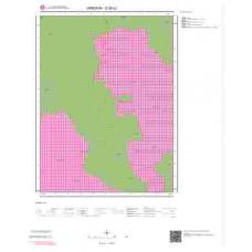 G39c2 Paftası 1/25.000 Ölçekli Vektör Jeoloji Haritası
