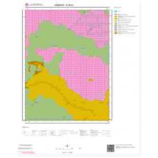 G39c3 Paftası 1/25.000 Ölçekli Vektör Jeoloji Haritası