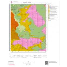 G39d2 Paftası 1/25.000 Ölçekli Vektör Jeoloji Haritası