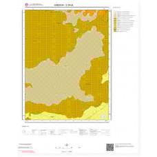 G39d4 Paftası 1/25.000 Ölçekli Vektör Jeoloji Haritası