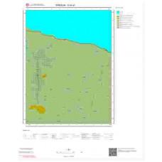 G40a1 Paftası 1/25.000 Ölçekli Vektör Jeoloji Haritası