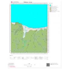 G40a2 Paftası 1/25.000 Ölçekli Vektör Jeoloji Haritası
