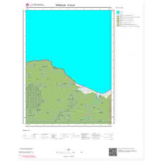G40b1 Paftası 1/25.000 Ölçekli Vektör Jeoloji Haritası
