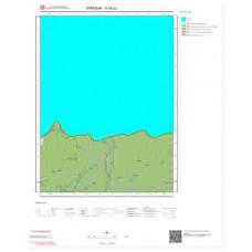 G40b2 Paftası 1/25.000 Ölçekli Vektör Jeoloji Haritası