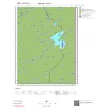 G40b3 Paftası 1/25.000 Ölçekli Vektör Jeoloji Haritası