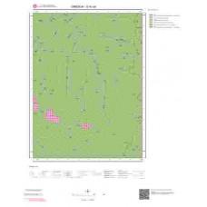 G40b4 Paftası 1/25.000 Ölçekli Vektör Jeoloji Haritası