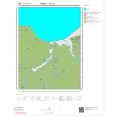 G41a2 Paftası 1/25.000 Ölçekli Vektör Jeoloji Haritası