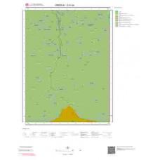 G41a4 Paftası 1/25.000 Ölçekli Vektör Jeoloji Haritası
