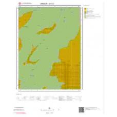 G41c1 Paftası 1/25.000 Ölçekli Vektör Jeoloji Haritası