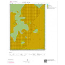 G41c2 Paftası 1/25.000 Ölçekli Vektör Jeoloji Haritası