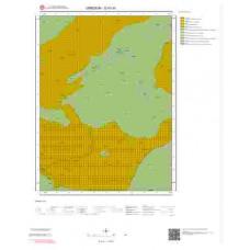 G41d1 Paftası 1/25.000 Ölçekli Vektör Jeoloji Haritası
