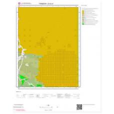 G42a1 Paftası 1/25.000 Ölçekli Vektör Jeoloji Haritası