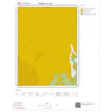 G42a2 Paftası 1/25.000 Ölçekli Vektör Jeoloji Haritası