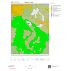 G42a3 Paftası 1/25.000 Ölçekli Vektör Jeoloji Haritası