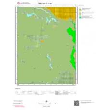 G42a4 Paftası 1/25.000 Ölçekli Vektör Jeoloji Haritası