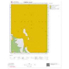 G42b1 Paftası 1/25.000 Ölçekli Vektör Jeoloji Haritası