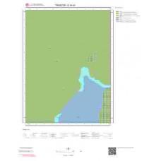 G43a3 Paftası 1/25.000 Ölçekli Vektör Jeoloji Haritası