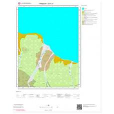 G 44-a1 Paftası 1/25.000 ölçekli Jeoloji Haritası