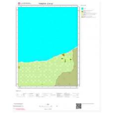 G44a2 Paftası 1/25.000 Ölçekli Vektör Jeoloji Haritası