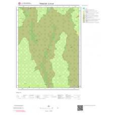 G44a4 Paftası 1/25.000 Ölçekli Vektör Jeoloji Haritası