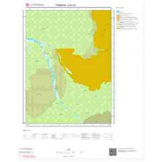 G 44-b2 Paftası 1/25.000 ölçekli Jeoloji Haritası