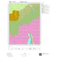 G 44-b3 Paftası 1/25.000 ölçekli Jeoloji Haritası