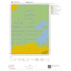 G 45 Paftası 1/100.000 ölçekli Jeoloji Haritası